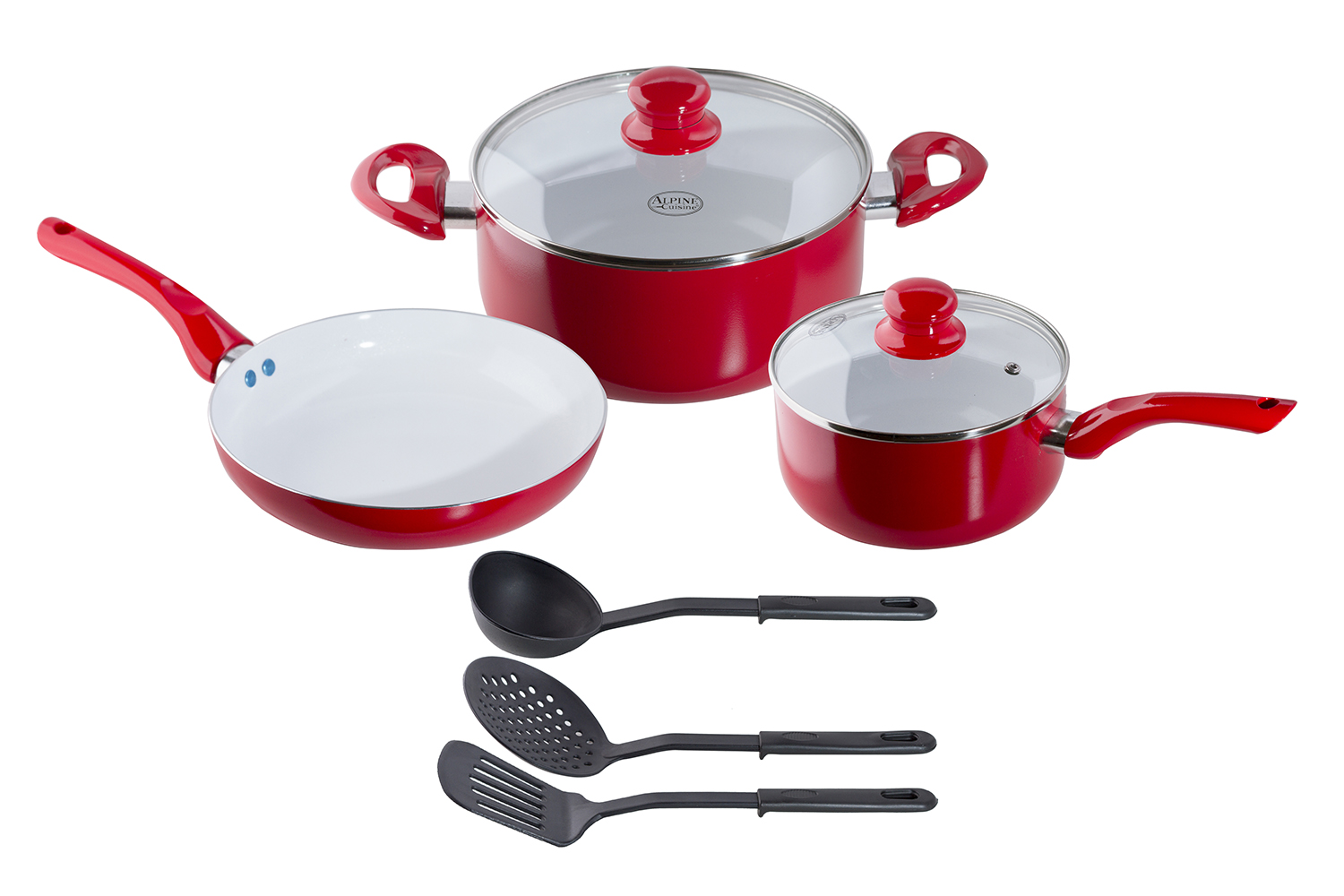 Brand alpine cuisine for Alpine cuisine ceramic cookware