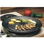 Healthy Cooking Nonstick BBQ Indoor Stove Top Grill - Stovetop