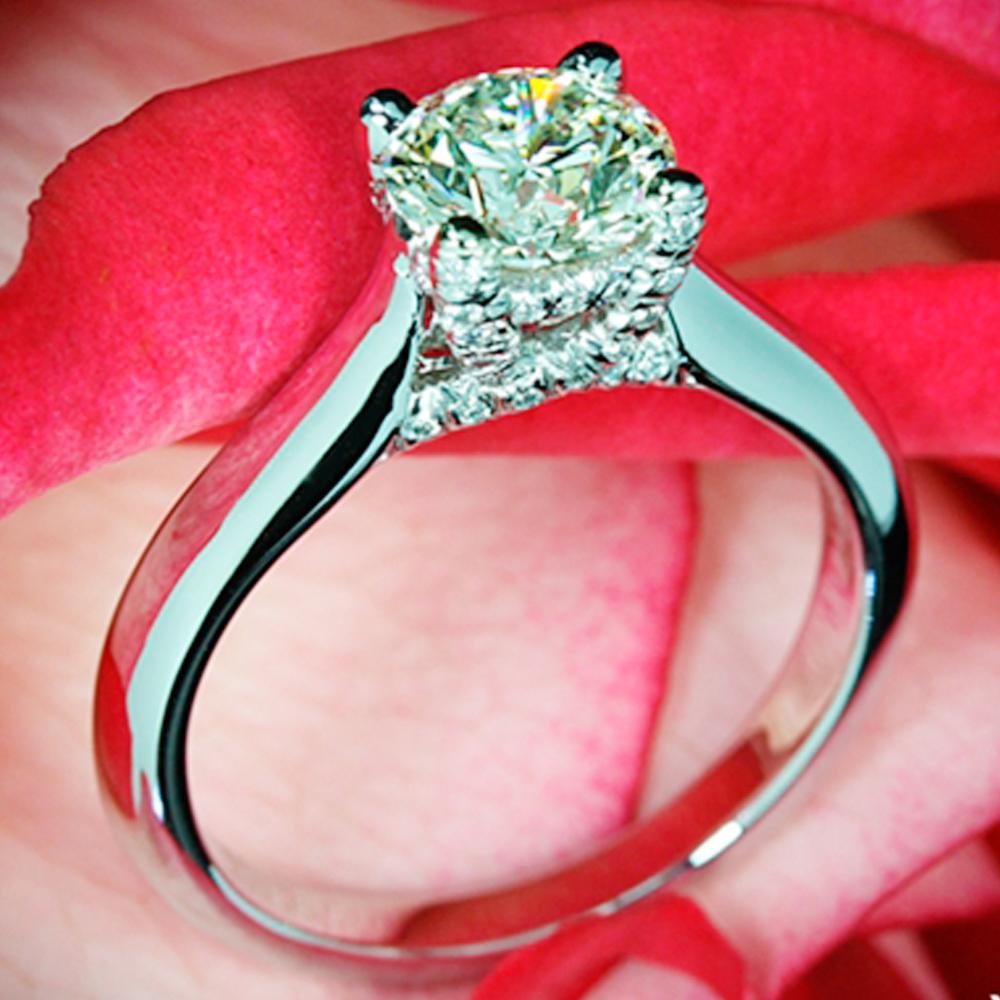 Nice Off White Yellow 1 14 Ct Moissanite Women S 14k Gold Wedding Ring
