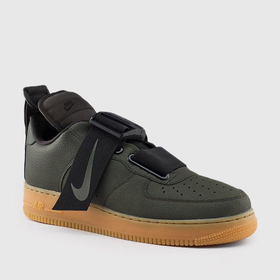 Nike Air Force 1 Utility Black AO1531 002 sneakAvenue