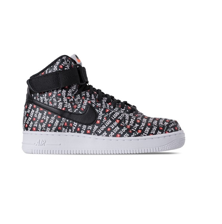Aq9648-001 Uomo nike air force di alto