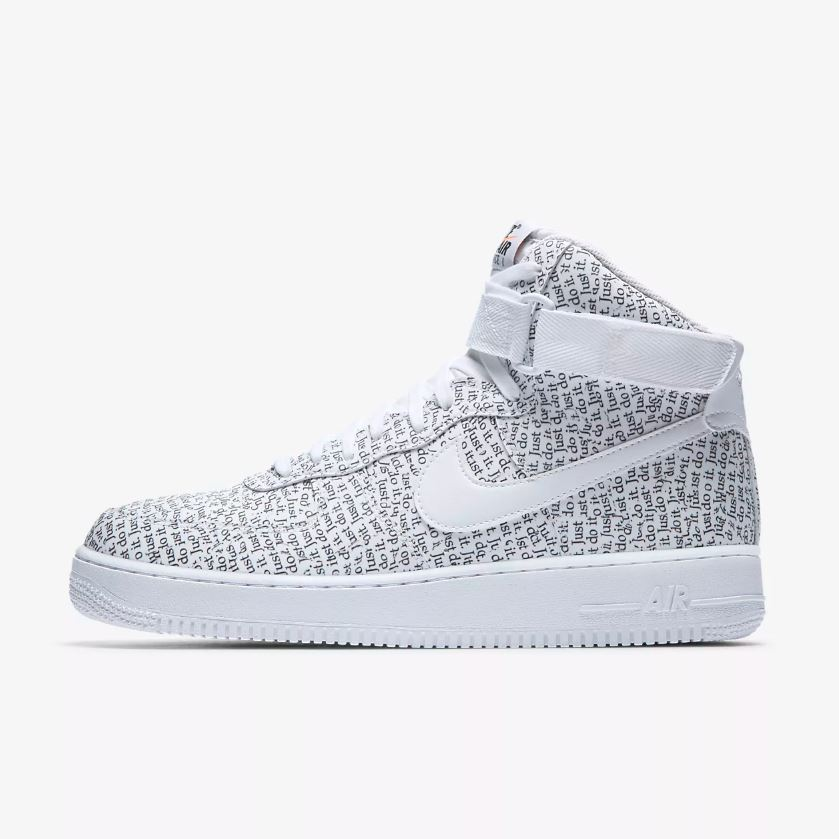 AQ9648-100 MENS NIKE AIR FORCE 1 HIGH New shoes for men and women, limited time discount