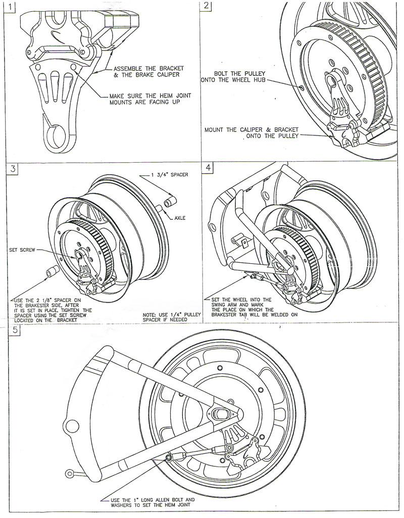 Harley Davidson Diagrams Manuals Demon S Cycle Demons Cycle