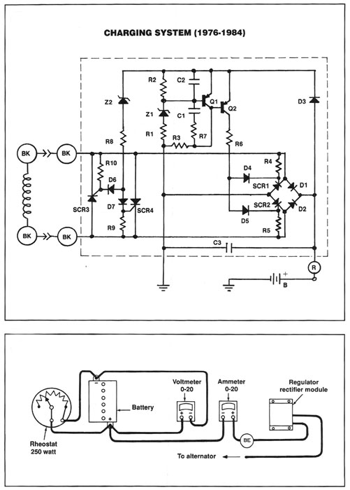 Harley-Davidson Wiring Diagrams & Manuals – Demons Cycle | Twin Cam Harley Voltage Reg Wiring Schematic |  | Demons Cycle