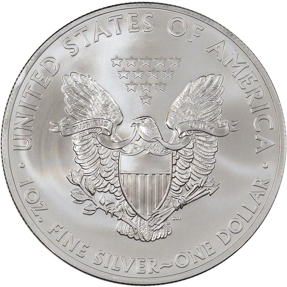 2014 American Silver Eagle 1 Oz 1 Sealed 500 Coin