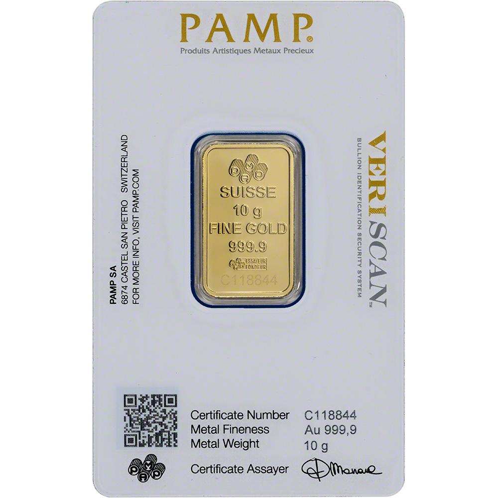 Pamp Suisse New Design