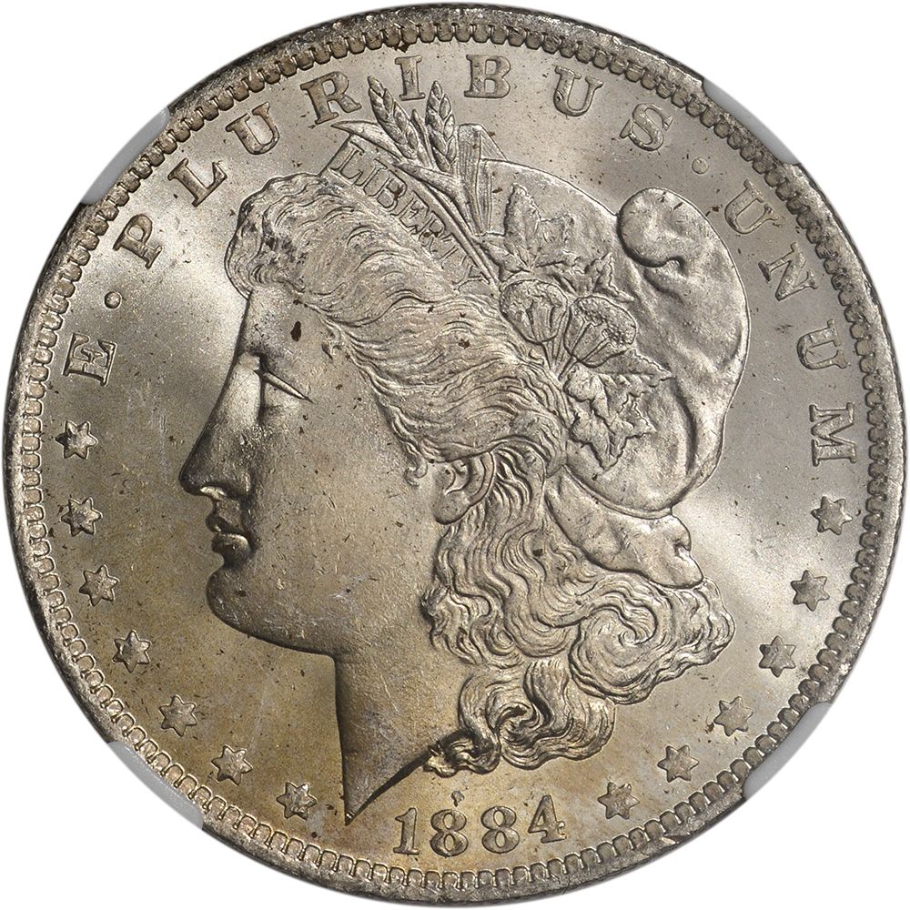 Value of 1884 Morgan Dollar | Rare Silver Dollar Buyers