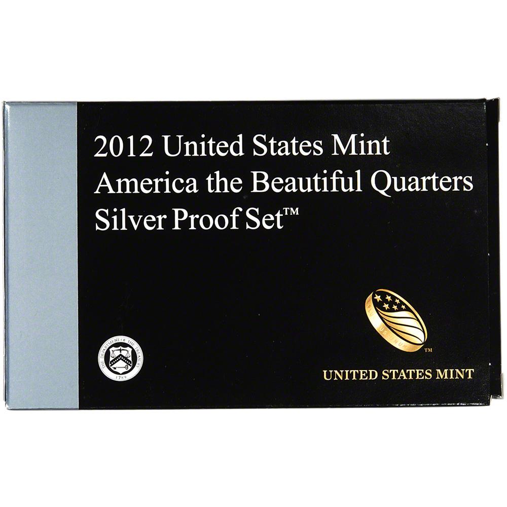 2018-S U.S. Mint Silver Proof Set | Great Deals On