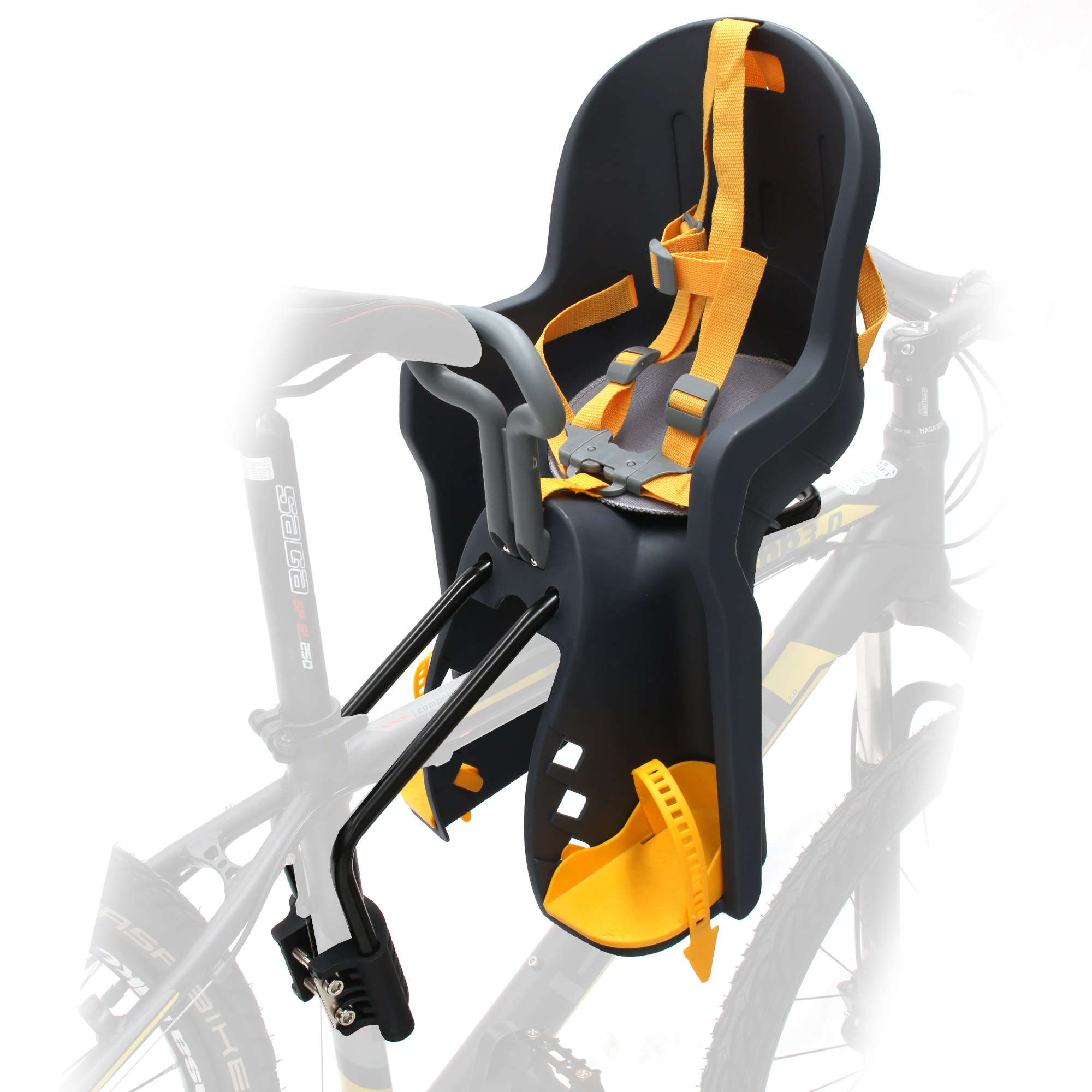 Bicycle Kids Child Front Baby Seat Bike Carrier Usa