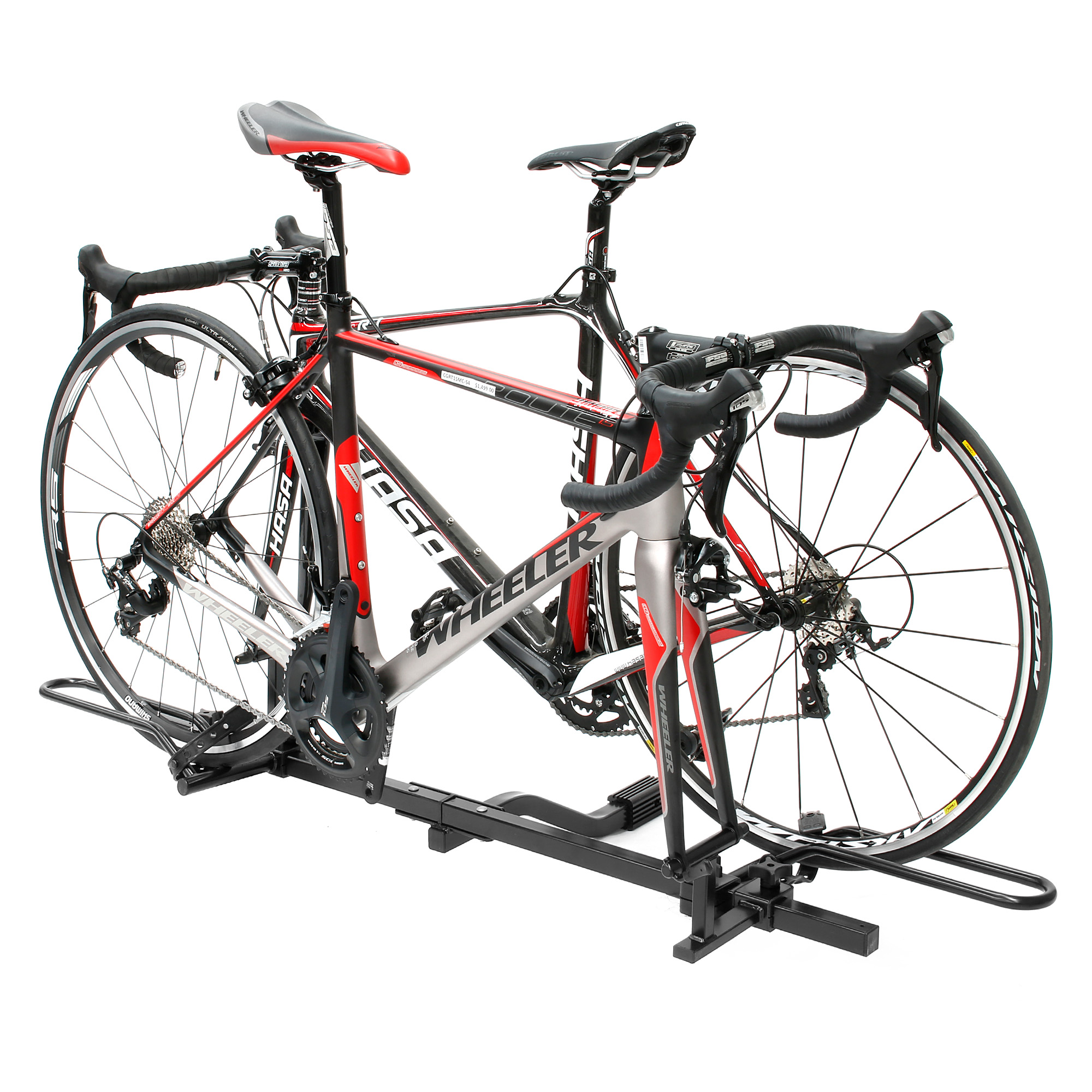 Bicycle Bike Rack Hitch Fork Mount Carrier Car 1 1 4 And
