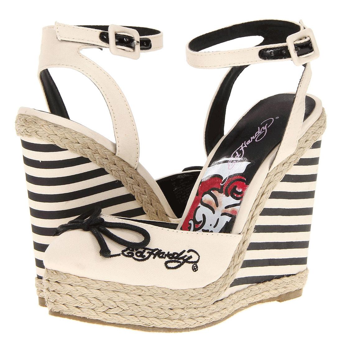 Ed Hardy Shoes Heel Women S