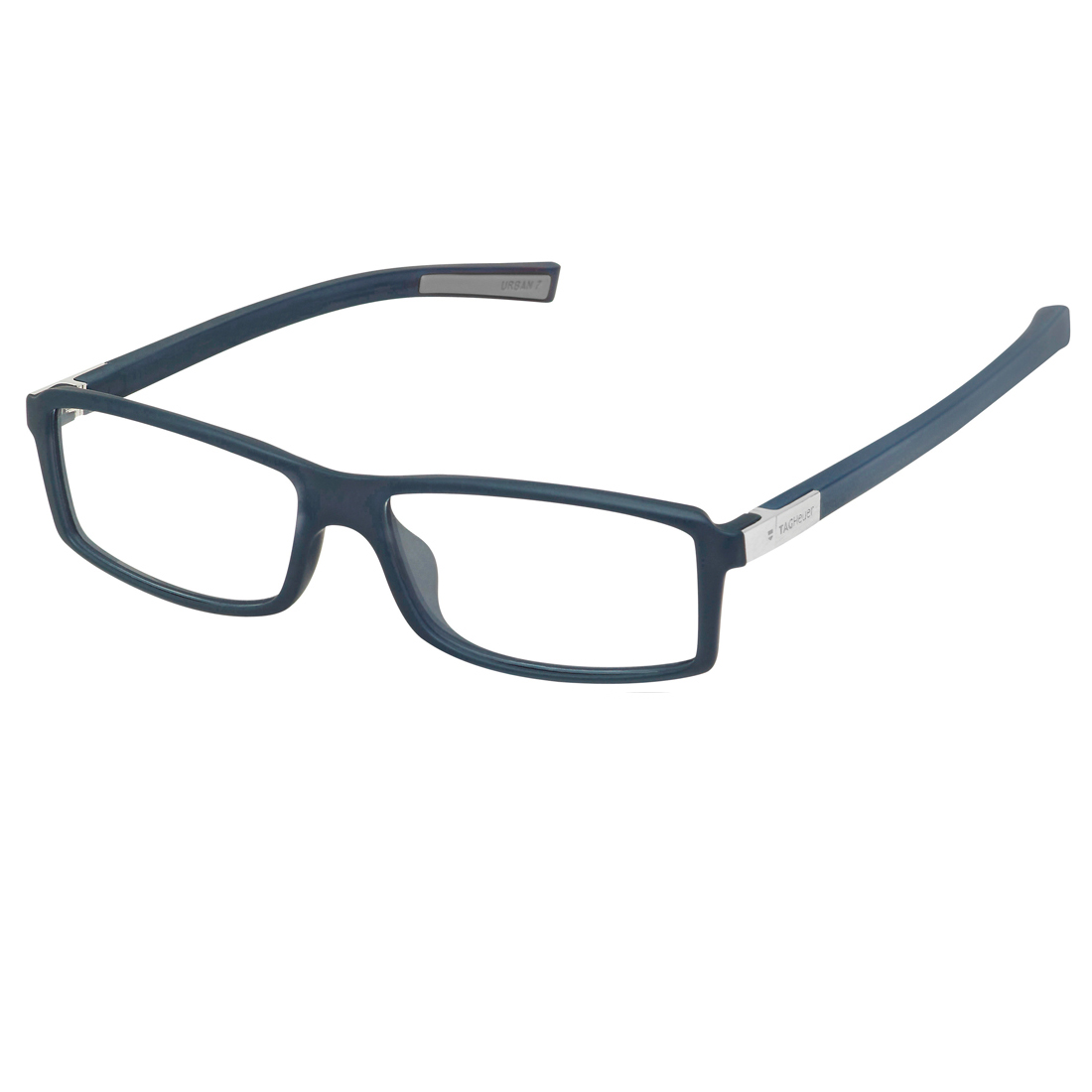 tag heuer matt grey 0513 7 eyeglasses matte blue