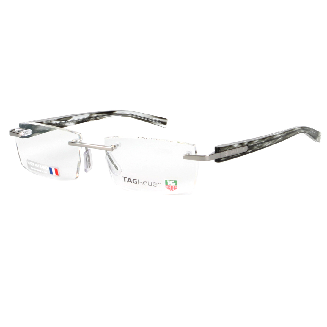 Tag Heuer Storm Tortoise 8102 002 Trends Rimless ...